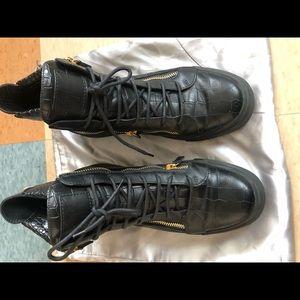 Giuseppe Zanotti Sneakers Size 44
